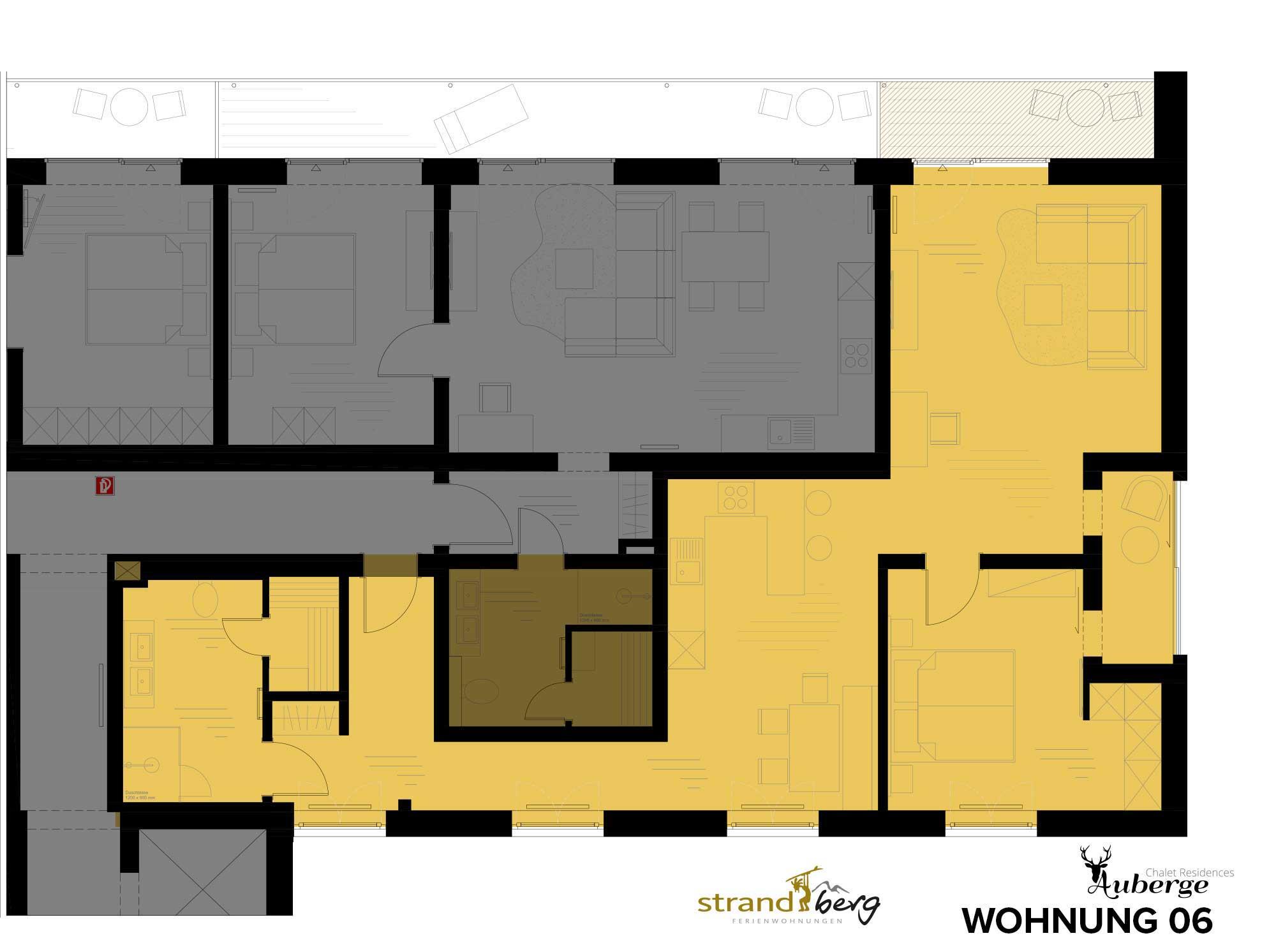 Wohnung 06 Grundriss
