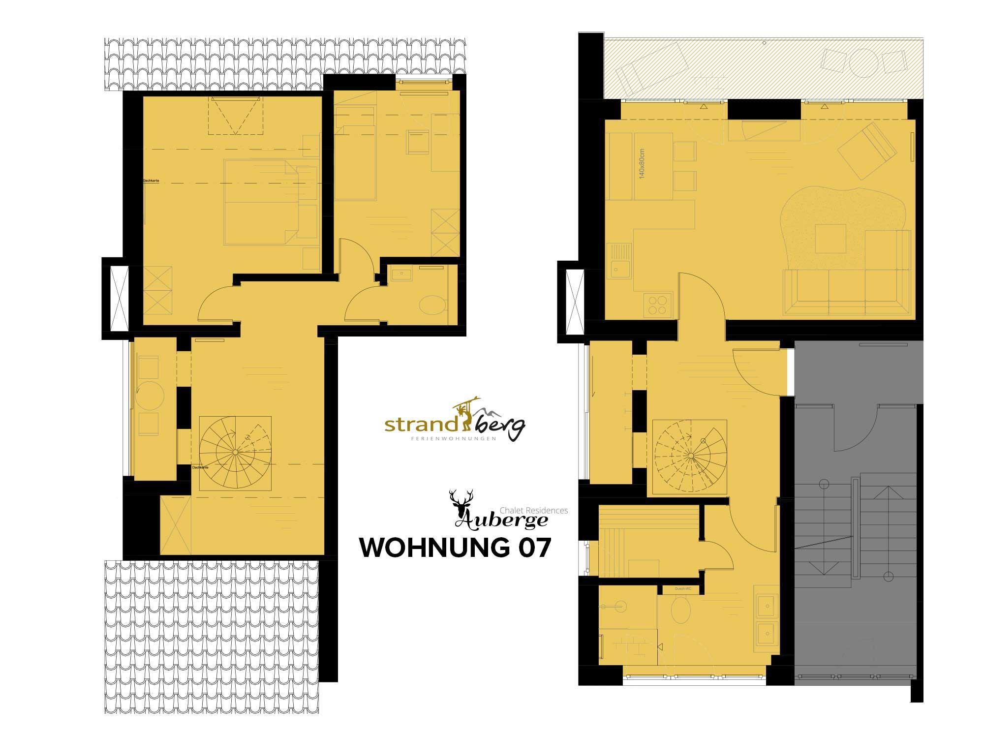 Wohnung 07 Grundriss