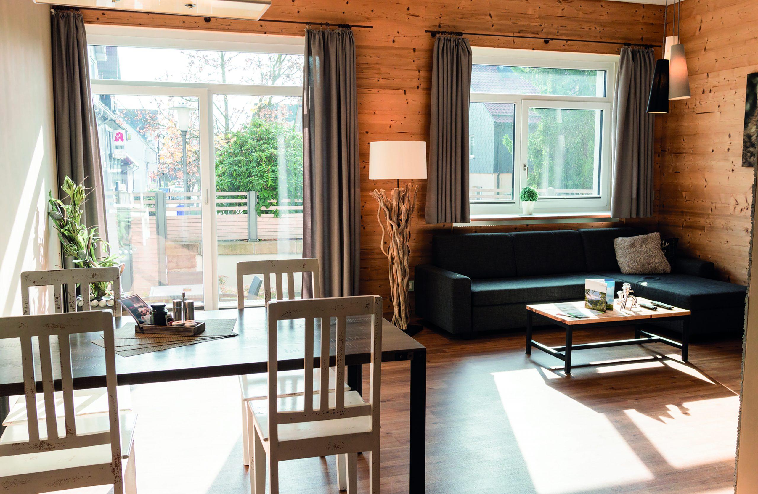 Stadt Chalet Appartement 02